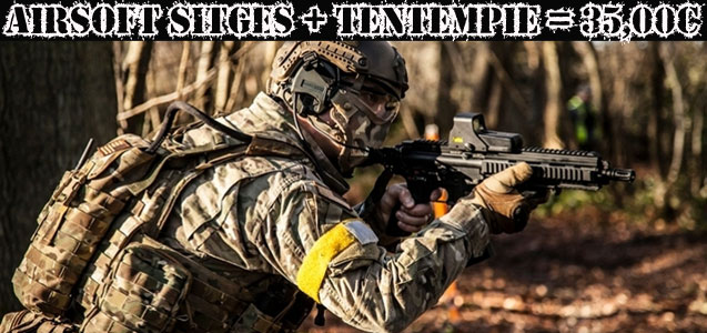 Airsoft Sitges