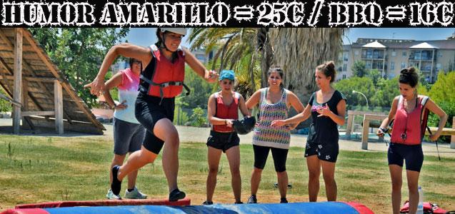 Humor Amarillo / Gincana Sitges. Despedidas de soltero y soltera Barcelona