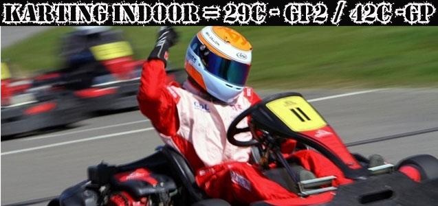 Karting Indoor Sitges