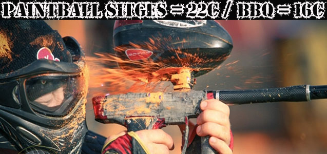 Paintball Sitges