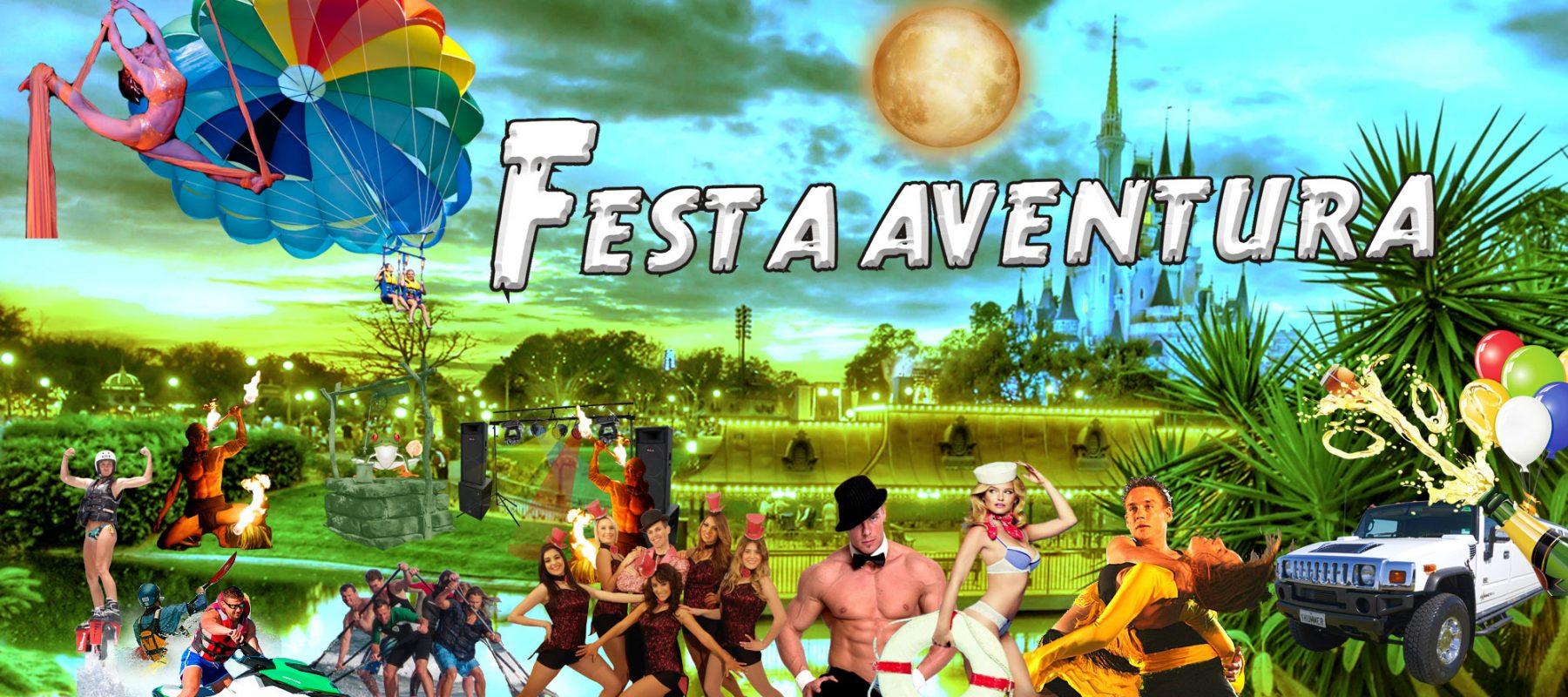 Festa Aventura Despedidas y fiestas