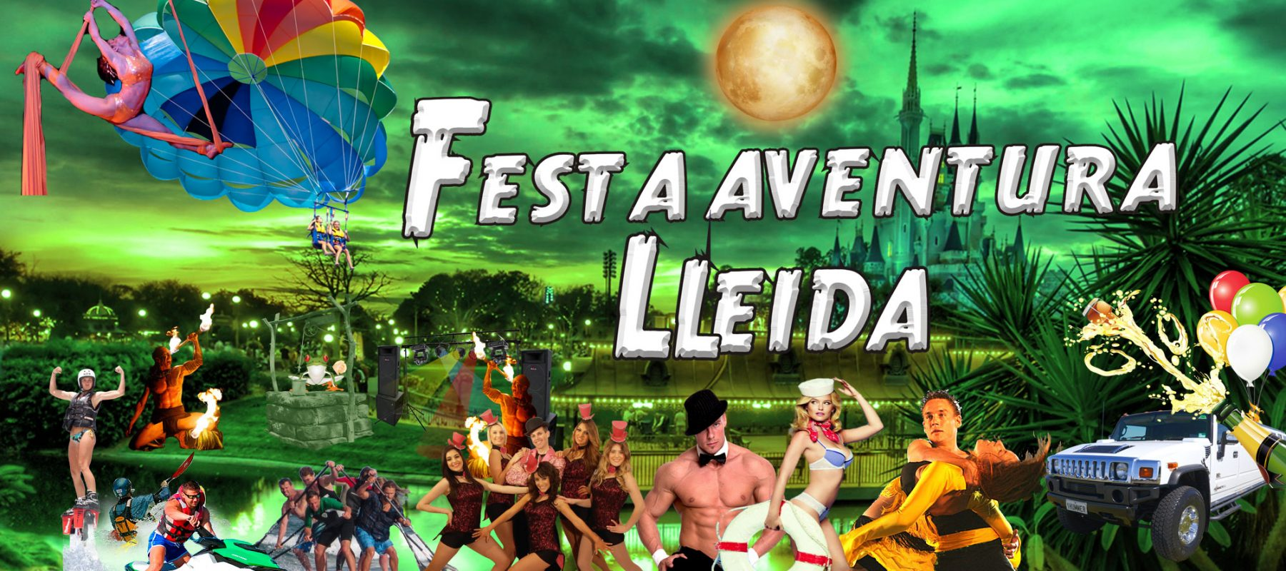 Festa Aventura Lleida