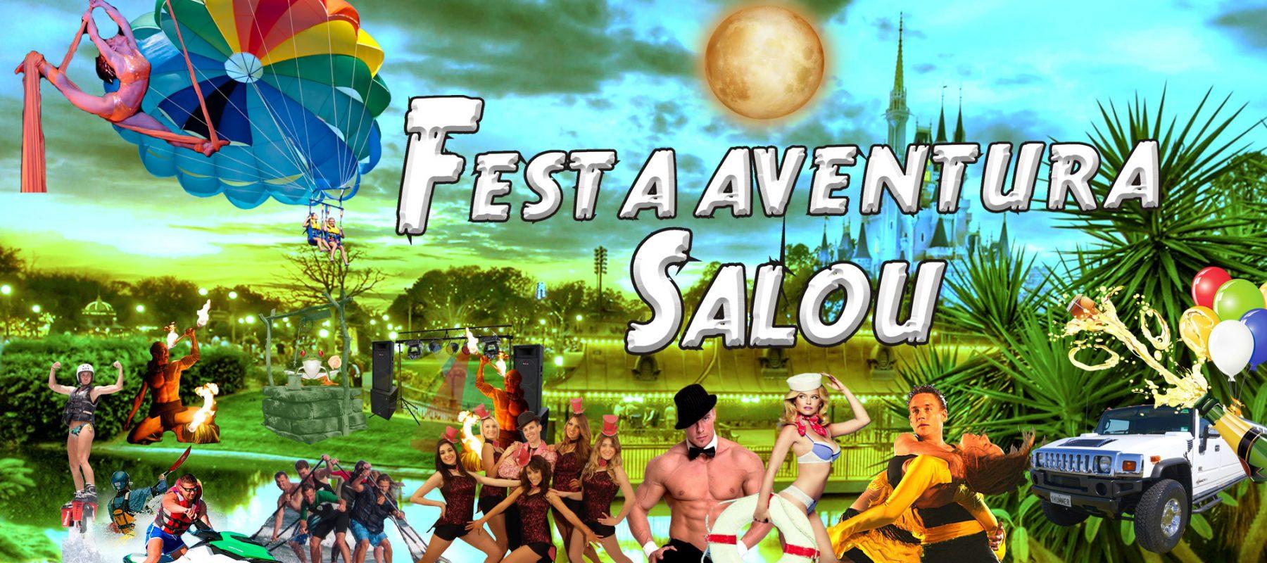 Festa Aventura Salou