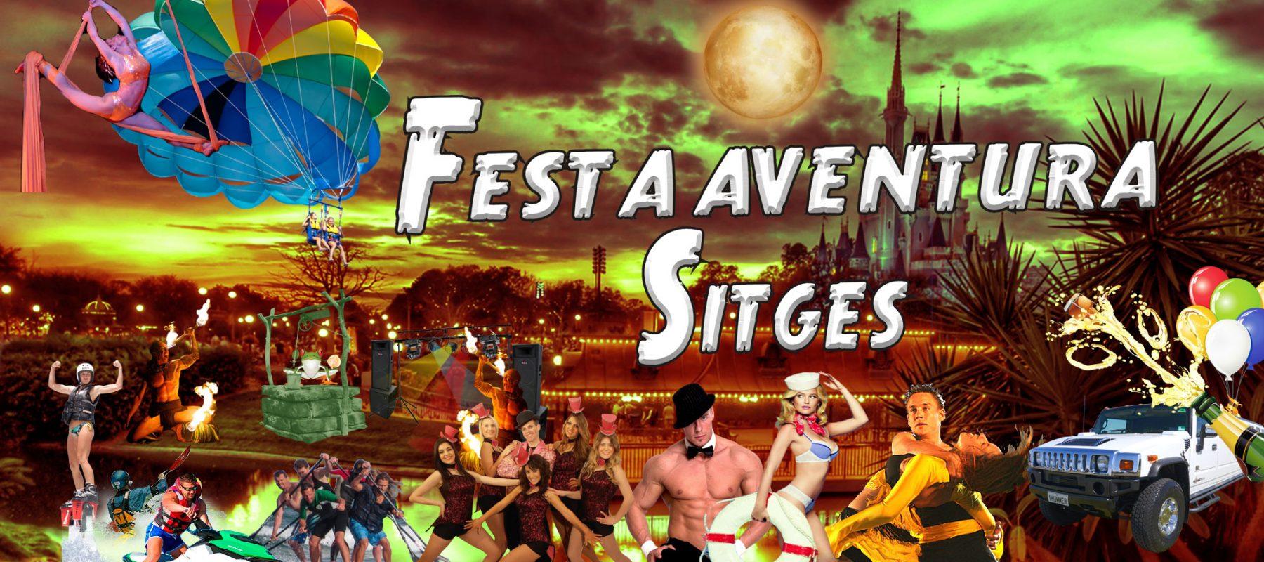 Festa Aventura Sitges