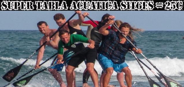 Super Tabla Sitges. Despedidas de soltero y soltera Barcelona