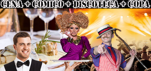 Despedidas de soltero y soltera en Lleida. Restaurante, striptease privado y discoteca con consumición