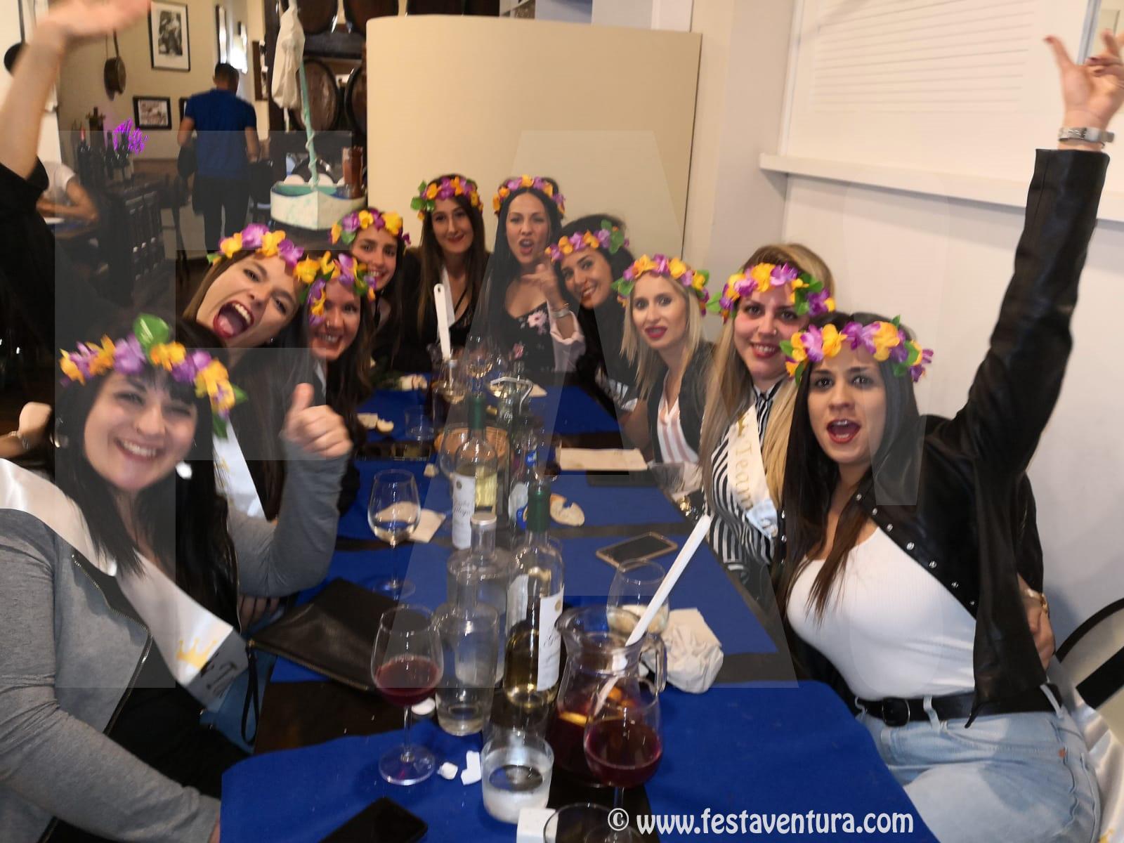 Despedida de soltera en Sitges