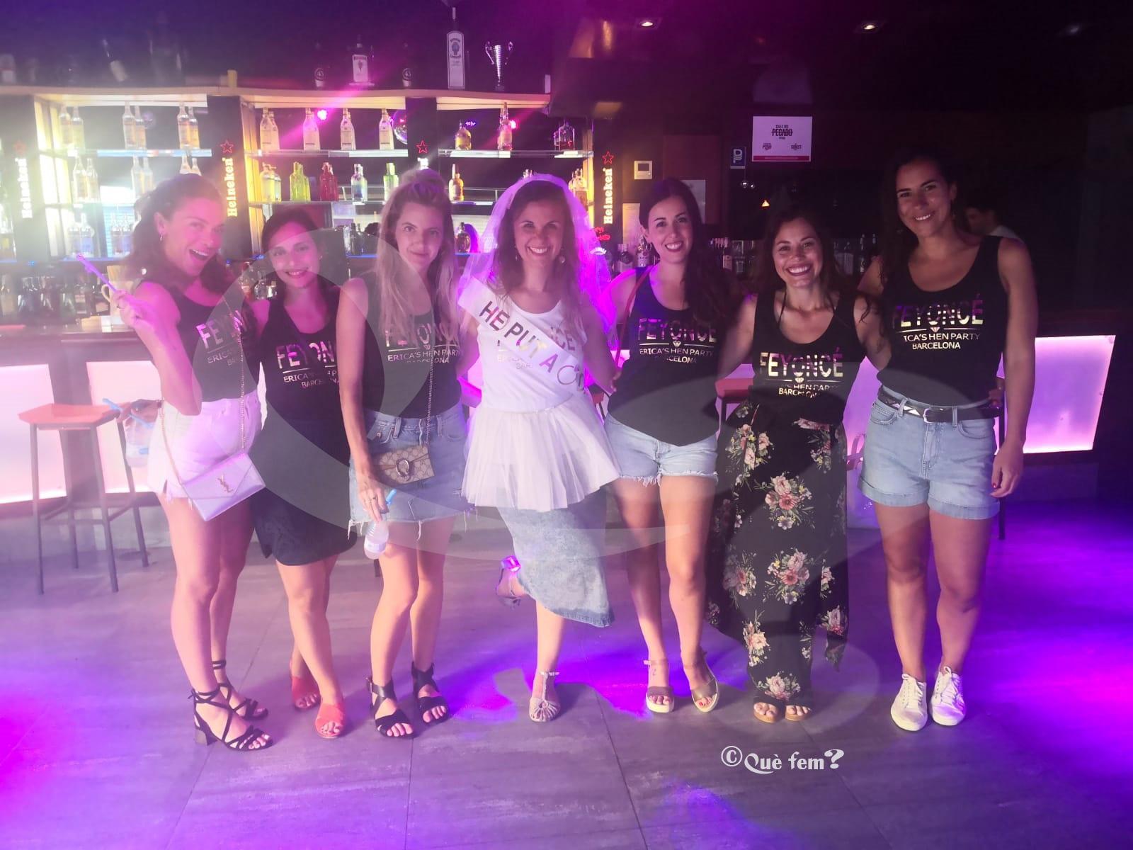 Despedida de soltera en Lleida