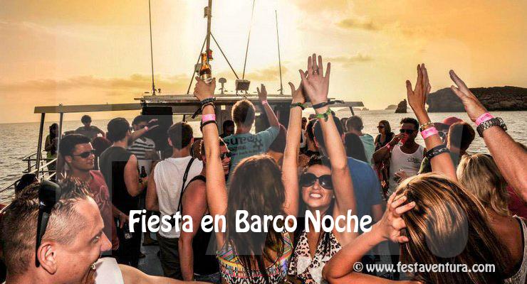 Fiesta en Barco Catamarán Salou