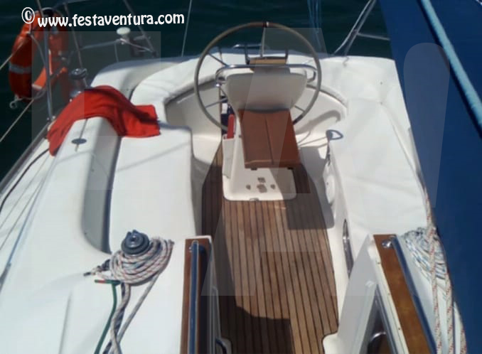 Alquiler de veleros Sitges