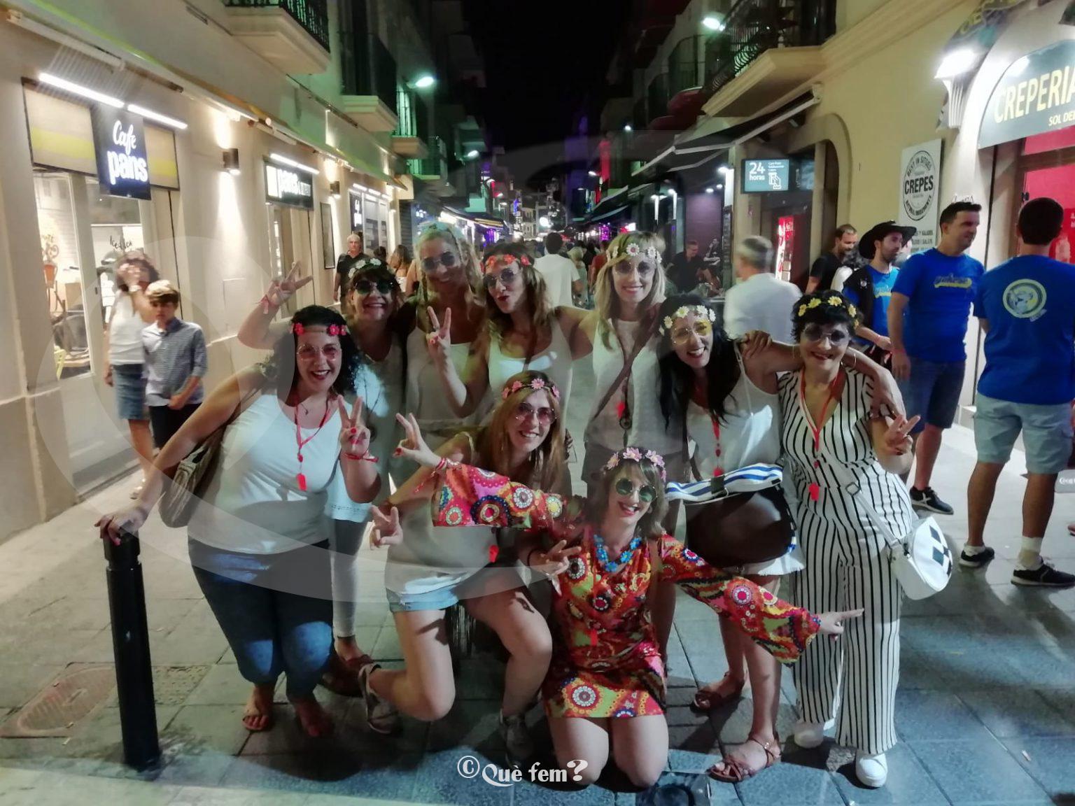 Despedidas de soltera en Sitges