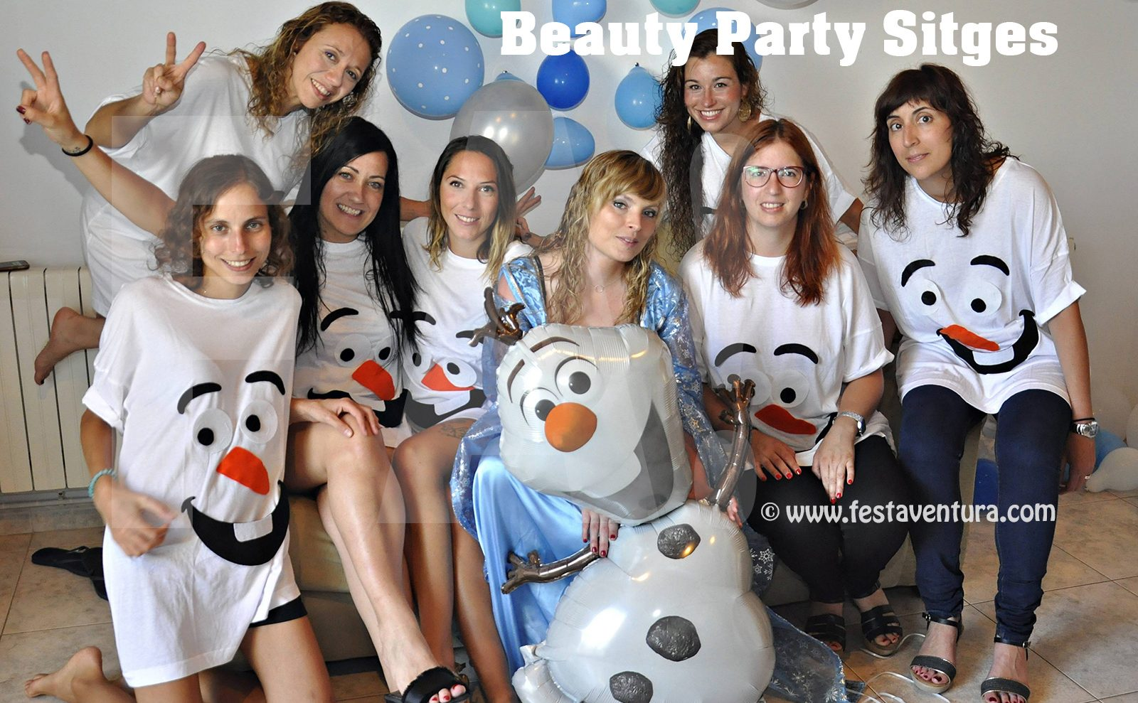 Beauty Party en Sitges