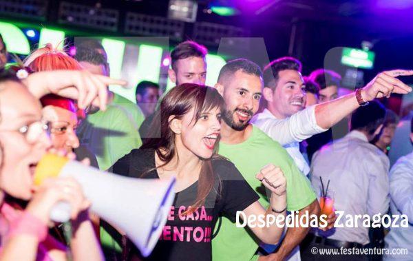 Despedidas de soltera en Zaragoza
