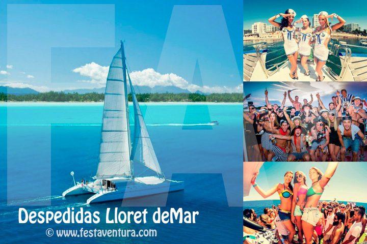 Fiestas en Barco Catamarán Lloret de Mar