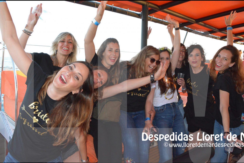 Fiestas en Barco Catamaran en Roses Girona