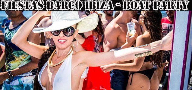 Fiestas en Catamarán Ibiza
