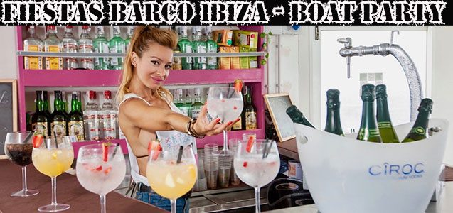 Boat Party Ibiza