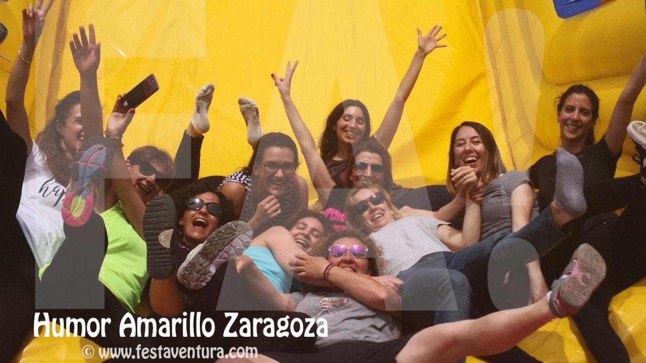 Humor Amarillo Zaragoza