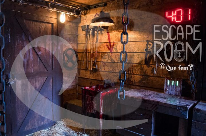 Escape Room para despedidas