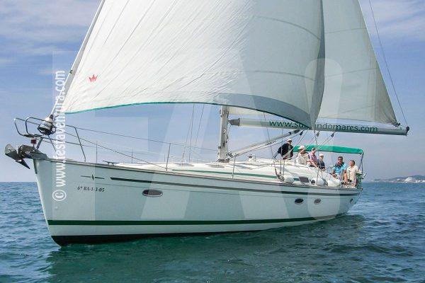 Alquiler barco velero Sitges
